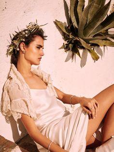 Blanca for Vogue España Novias S/S '17 ph. by Nacho Alegre