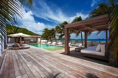 SCL - The Sand Club, St- Barts | Luxury Retreats
