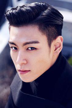 "TOP (Choi Seung Hyun) ♡ - Interviews for ""The Commitment"" Daesung, Vip Bigbang, Korean Men Hairstyle, Korean Hairstyles, Hairstyle Men, Top Hairstyles For Men, Sung Lee, 19. August, Top Choi Seung Hyun"