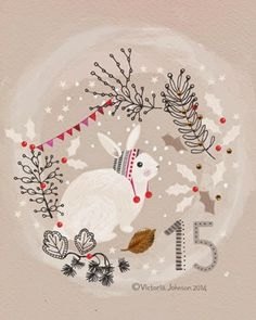 It's the last day of Christmas reporting here on Print & Pattern before we look ahead to 2015. And today I am collecting together some of ...