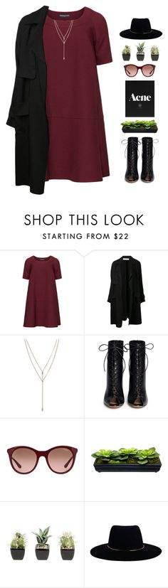 """""""SERIES 4 // autumn [closed]"""" by theonlynewgirl ❤ liked on Polyvore featuring Manon Baptiste, A.L.C., Vince Camuto, Gianvito Rossi, Vogue Eyewear, Zimmermann, cheys80kgiveaway and marsaladress"""