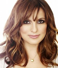 Mariska Hargitay from Law and Order SVU
