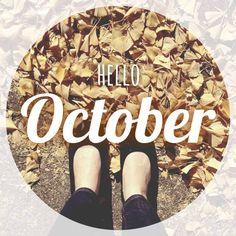 ~Bienvenido Octubre~