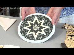 Folded Potholder with Valerie Nesbitt - YouTube Video 1:27 mins folded patchwork.. doing it on the flat...