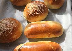 Hot Dogs, Hot Dog Buns, Hamburger, Bread, Baking, Recipes, Street, Food, Brot