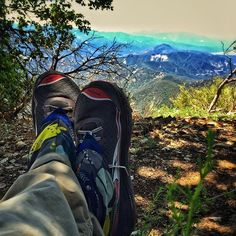 """No More Blisters - Some reasons I haven't had blisters in a LONG time.  1. Trail runners over boots because they're lighter, """"softer"""" so no breaking in period, and more breathable so my feet don't sweat much anymore. Moisture is a big contributor to blisters.  2. Gaiters to keep out dirt/debris 3. Injinji toe socks allow my toes to splay more naturally and wrap each toe up so they don't rub together. Since I don't wear boots, I wear thin socks that breath more...."""