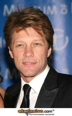Jon Bon Jovi  ...very handsome..