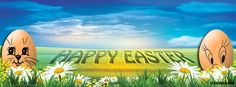 Collect and share fun! Cover Photos, Happy Easter, Surfboard, Paste, Greeting Cards, Fun, Image, Facebook, Happy Easter Day