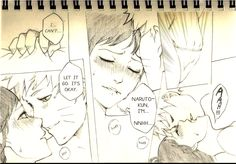 smutty NaruHina fan comic by CHARU page 2. http://charu-san.tumblr.com/