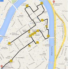 Verona Itinerary