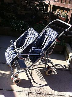 very-rare-Vintage-Silvercross-double-Wayfarer-pushchair-pram  Great for most people http://www.geojono.com/