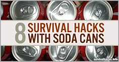 Soda cans are everywhere. What we didn't know is that this piece of junk is a…