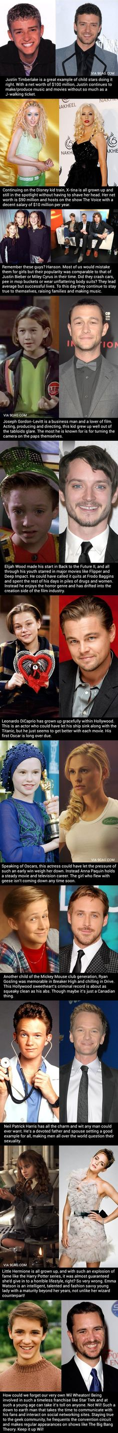 The Child Stars Who Didn't Give In To The Destructive Side Of Fame