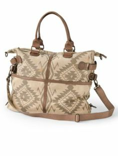 Pendleton Woolen Mills: POSSE BAG. What I wouldn't give to afford one of these Pendleton bags!
