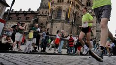 Weltkulturerbelauf in Bamberg | Bild: picture-alliance/dpa