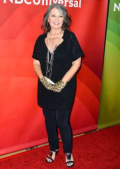 Roseanne Barr Weight Loss: Thin Star Looks Unrecognizable in New Photo - Us Weekly