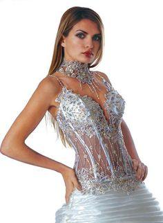Slutty Wedding Dresses.31 Best Trashy Wedding Dresses Images In 2013 Bridal Gowns