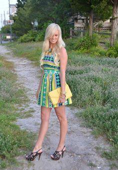 @Lauren Davison Thompson The Runway by McKenna Bleu