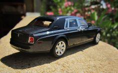 Rolls-Royce Phantom 1/43 by IXO