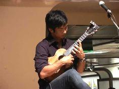 Jake Shimabukuro - Hallelujah what a great song!
