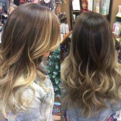 Milkshake color Styling Arena Hair by Kylie