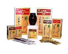 Free Sample of Ginseng