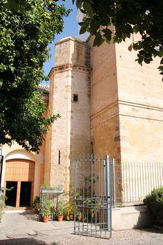 Sevilla. Parroquia de San Andrés.