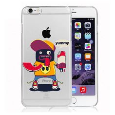 Personalized Custom iPhone 6 6s Cases Cartoon Yummy