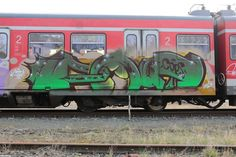 Feast your eyes with graffiti arts from Bombing Science! Graffiti Pictures, S Bahn, Train Pictures, Street Art Graffiti, Cologne, Aesthetics, Study, Science, Gallery