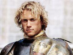 A Knight's Tale. Heath Ledger. Epic.