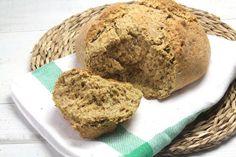 Pan Rápido y Fácil Sin Levadura, Quick and Easy Unleavened Bread