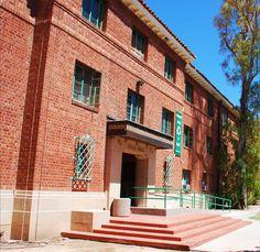 Gila Hall
