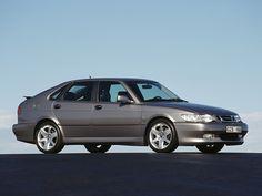 1999-2001 Saab 9-3 Aero