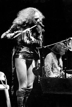 Jethro Tull.  My favorite band.  I've seen them over 30 times.