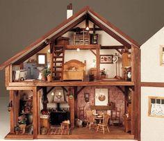 Uno de los regalos que más ilusión hace a las niñas son las casas de muñecas, a casi todas les encanta. Sin embargo, normalmente, su precio de coste suele ser bastante elevado.¿Por qué no lo hacemos nosotros mismos? Aunque pueda parecer lo contrario, es más sencillo de lo que parece. Con un poco de imaginación y algunos materiales, cualquier persona puede crear una bonita casa de muñecas. Además, seguramente las más peques de la casa estarán deseando participar y ayudar en la tarea.Por si os…
