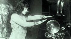 Vintage photo of a gypsy & her 'crystal ball'. Gypsy Fortune Teller, Maleficarum, Elfa, Gypsy Life, Gypsy Soul, Gypsy Eyes, Mystique, Fortune Telling, Vintage Circus