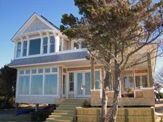 Ocracoke,NC + Beach House