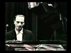 """Lennie Tristano - jazz pianist, composer,teacher of jazz improvisation. cool jazz, bebop, post bop.avant-garde jazz genres. jazz educator. Solos were often learned by first playing them along with the original recording, from a phonograph record or magnetic audio tape, at 1/2 normal speed,the pitch would drop by one octave.Then learn the solo at normal speed. """"Student wasn't learning to imitate the artist,should use the experience to gain insight into the musical feeling conveyed by the…"""