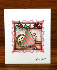 2011 Creation Using penny Black stamps