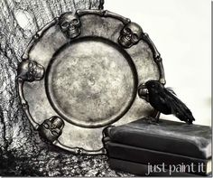 Painted-Platter-P