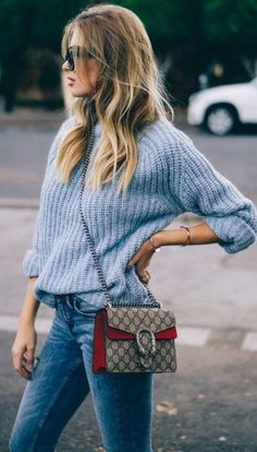Affordable design Handbags - Having a love of designer pieces doesn't mean you have to break the bank! The post 21 Affordable Designer Pieces You Need To Check Before They Sell Out appeared first on Career Girl Daily Glamouröse Outfits, Spring Outfits, Winter Outfits, Casual Outfits, Fashion Outfits, Women's Fashion, Fashion Trends, Blue Outfits, Catwalk Fashion