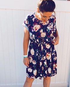 Lularoe Carly ways to wear it