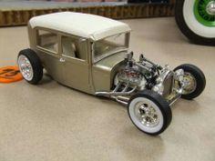 Hot Rod Model.