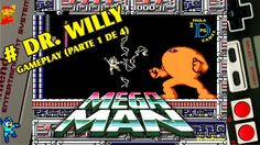 Megaman NES Gameplay Dr Willy - Parte 1