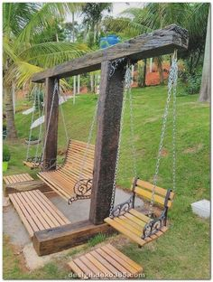 60 Amazing DIY Outdoor Projects Furniture Design Ideas – Diy Project - back yard diy projects Diy Garden Furniture, Furniture Ideas, Rustic Furniture, Modern Furniture, Antique Furniture, Outside Furniture, Outdoor Furniture Design, Furniture Buyers, Furniture Outlet