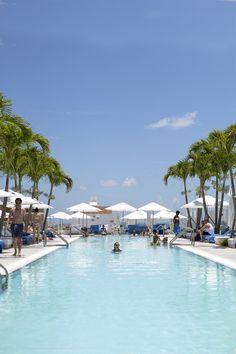 1 Hotel South Beach Pool