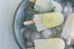 Recipe: Easy Lemonade Pops