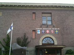 Nordic Heritage Museum in Seattle, WA Get your Norwegian on!