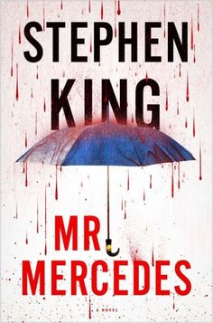 Mr. Mercedes.  Click on the book cover to request this title at the Bill or Gales Ferry Libraries. 7/14