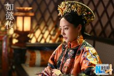 Ruyi's Royal Love in the Palace is an upcoming Chinese television drama based on the marriage of Qianlong Emperor and Ulanara, the Step Empress during the Qing dynasty, starring Zhou Xun and Wallace Huo.  http://www.chinaentertainmentnews.com/2016/11/zhou-xun-wallace-huo-in-ruyis-royal.html